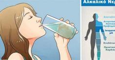 Ο υγιής οργανισμός θα πρέπει να είναι πάντα ελαφρώς αλκαλικός. Όμως σήμερα λόγω του άγχους, της ανθυγιεινής διατροφής και των περιβαλλοντικών παραγόντων, τ