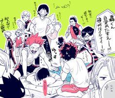 Boku no Hero Academia    My Hero Academia    That awkward moment when your new anime has the same initials as your school. MHA.