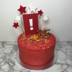 tarta logo empresa Cupcakes, Desserts, Food, Fondant Cakes, Lolly Cake, Candy Stations, Tailgate Desserts, Cupcake Cakes, Deserts