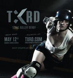 Roller Derby, TXRD Lonestar Rollergirls    Mini Massacre- Holy Rollers