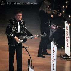 Member Bill Anderson-Live on the Opry