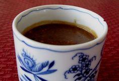 Hoisin Sauce (reviewers suggest to use half molasses/half honey, bean paste instead of peanut butter, and half garlic/half onion.)