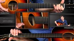 Fingerstyle Blues Guitar - The Rolling E Blues