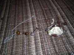 collar con mini monedero