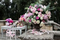 Guest book corner_Weddings in Italy_ SposiamoVi Wedding Planners