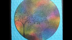 Create an Aurora Borealis background for your cards and scrapbook pages. Aurora Borealis, Tim Holtz, Night Skies, Scrapbook Pages, Videos, Your Cards, Invites, Stamping, Northern Lights