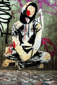 Streetart Berlin - ALIAS by URBAN ARTefakte, This is Art, not Mine nor yours, but It deserves to be seen...by everyone...Share it...