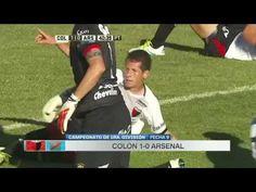 Colon de Santa Fe vs Arsenal S. - http://www.footballreplay.net/football/2016/11/05/colon-de-santa-fe-vs-arsenal-s/