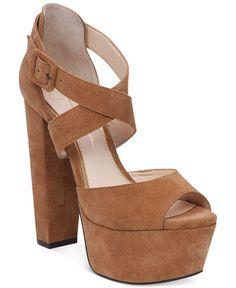 Jessica Simpson Derian Platform Sandals