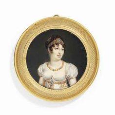 P. DE GIUSTI (ITALIAN, FL. C. 1810)