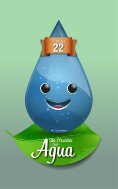 Feliz Día Mundial del Agua
