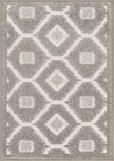 Terrace HTC 08 Ivory / Grey Rug