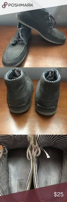 UGG dress shoes UGG dress shoes size 10-1/2. Pre owned very comfortable and stylish shoes. See pictures for details. Bundle and save UGG Shoes Oxfords & Derbys
