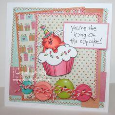 Cupcake Fluffles
