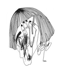 I chose this image because it what you perceived of it.You can see it as two faces. A girl in the hands. Or a women crying.