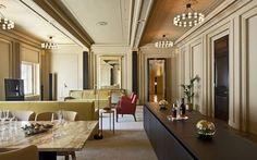 london's best hotel suites Cafe Royal's Empire Suite