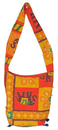 Indian Rajasthani Traditional Women's Girl's Embroidered Multicolor Designing Shoulder Bag/Purse http://www.ebay.com/itm/141213251233?var=&ssPageName=STRK:MESELX:IT&_trksid=p3984.m1558.l2649