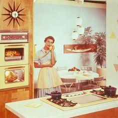 The 1950s Kitchen...