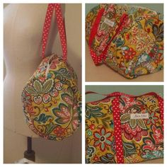 Pierteä putki kassi. Rannalle tai minilomalle <3 The cheerful bag. To the beach or a weekend holiday <3