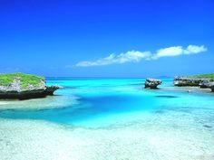 Okinawa Japan Beach 沖縄本島