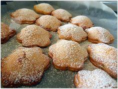 Sfizi & Vizi: Biscotti tipici siciliani (senza latte) ripieni di marmellata di mele cotogne