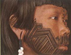 Resultado de imagem para grafismo indigena kadiweu