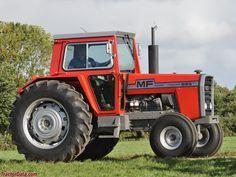 Massey Ferguon 595 Mark II.