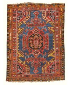 Shirvan Rug, East Caucasus (Circa 1910)
