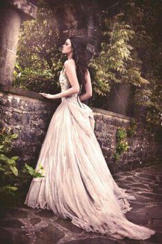 Enchanting #bride #wedding