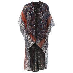 Kaia Ladies Printed Kimono
