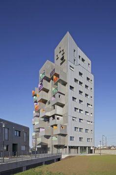 Housings BH2, Philippe Gazeau Architecte | Rennes | France | MIMOA