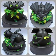 ❥How to Train Your Dragon | Toothless