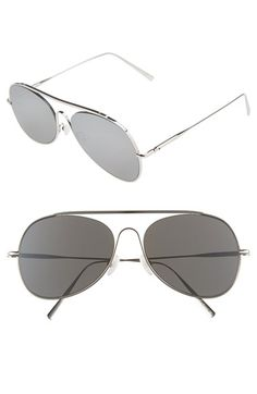 f5ddf9ebf0 ACNE Studios  Large Spitfire  Aviator Sunglasses available at