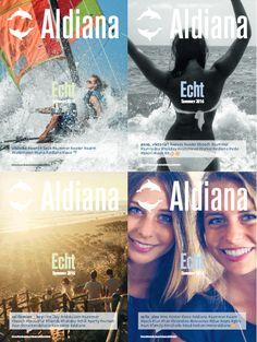 Beim neuen Sommerkatalog von Aldiana setzen die Macher nicht auf Models, sondern auf echte Emotionen und Authentizität. Denn rund 90% der Bilder im neuen...