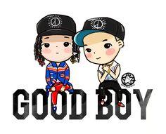 Goodboy gdragon x taeyang by dawangpiiz on DeviantArt