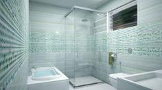Master Bathroom with Shower Enclosure, design by M/s monnaie interior  designers Pvt.