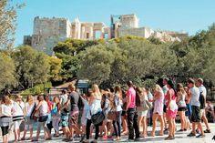 ΤτΕ: Αύξηση 7,7% στο πλεόνασμα ταξιδιωτικού ισοζυγίου