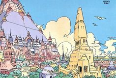 moebius wallpaper - Google Search