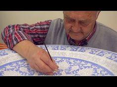 Bir meslek, Bir usta - Çini Ustası KÜTAHYA - YouTube
