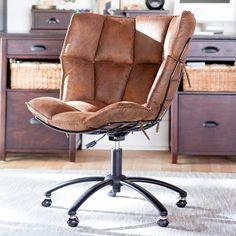 Perfect for my boys' new desks!  Trailblazer Glove Swivel Chair from PBteen