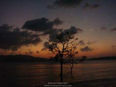 Chidiyatapu, Port Blair | Know Andamans Port Blair, Andaman And Nicobar Islands, Travel Information, Tourism, Celestial, Sunset, Beach, Places, Outdoor