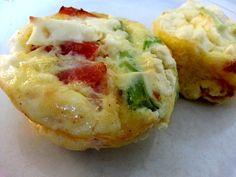 Omelett-Muffins