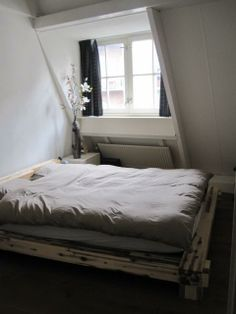 I can make this bed out of pallets