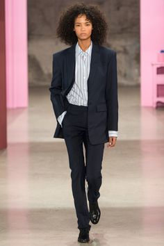 Tibi Fall 2017 Ready-to-Wear Collection Photos - Vogue