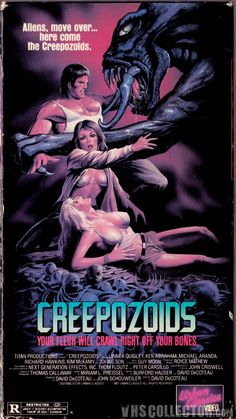 Creepazoids