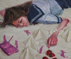Kazuhiro Hori – Paintings