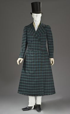Frock Coat 1820 The Los Angeles County Museum of Art - OMG that dress!