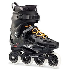 Rollerblade Twister 80 Twincam ILQ 7 Plus Bearings Inline Skates BlackUrban Orange US Mens 85 * More info could be found at the image url. (Amazon affiliate link)