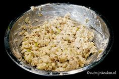 recept makreel salade