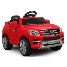 ride on car toy for kid powered wheels rc licensed 6v mercedes benz ml